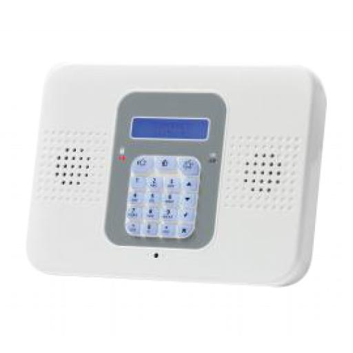 Burglar Alarms In Hull Control Panel